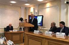 Юрий Берг представил в Совете Федерации лучшие муниципальные практики Оренбуржья