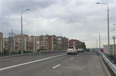 В Самаре открыто движение по путепроводу на ул. Ташкентской