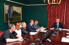 Губернатор: По инициативе ОСМ благоустроят парк Металлургов и отремонтируют участок ул. Победы