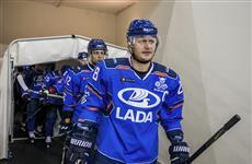 """ХК """"Лада"""" заявил на сезон 19 хоккеистов"""