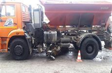 В Самаре под колесами КамАЗа смертельные травмы получил мужчина