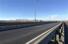 Отремонтирован мост через р. Сок на трассе М-5