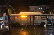 На ул. Сергея Лазо водитель автобуса насмерть сбил мужчину на пешеходном переходе