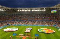 В Саранске завершился вничью 1:1 матч ЧМ-2018 Иран — Португалия