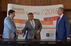 Правительство Татарстана, Газпромбанк и РАНХиГС подписали соглашение о сотрудничестве в сфере цифровых технологий