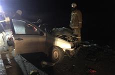 Три человека погибли в ДТП в Сергиевском районе