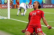 В первом саранском матче ЧМ-2018 сборная Дании обыграла команду Перу — 0:1