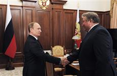 Президент России Владимир Путин назначил Владимира Волкова временно исполняющим обязанности Главы Республики Мордовия