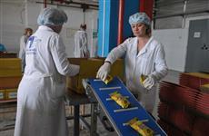 В Самаре открылась линия по производству фасованных жареных семечек