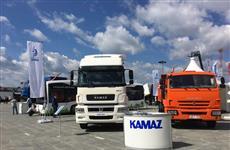 КамАЗ показал новую технику в Екатеринбурге