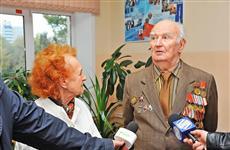 В Самаре поздравили пожилых людей