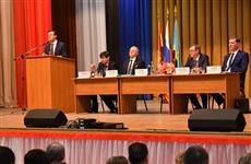 Дмитрий Азаров встретился с жителями Отрадного и Кинель-Черкасского района