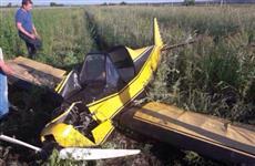 """Самолет """"Арго-2"""" упал под Тольятти из-за разгерметизации двигателя"""