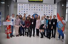 Команда Самарской области приняла участие в III интеллектуальной олимпиаде ПФО