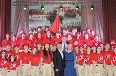 Юнармейскому отряду в Самаре присвоено имя Шаварша Карапетяна