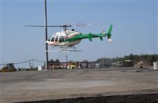 """Облправительство выделило землю для строительства вертолетного центра в районе """"Самара Арены"""""""