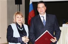 Председатель облизбиркома Вадим Михеев вошел в совет председателей избирательных комиссий субъектов РФ