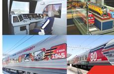 В Чувашию прибудет уникальный поезд-музей