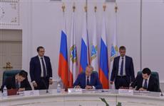 В правительстве Саратовской области обсудили практическую часть реализации проекта завода минудобрений в Горном