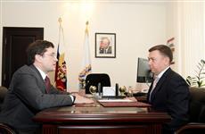 Сергей Баринов назначен и.о. министра инвестиций Нижегородской области