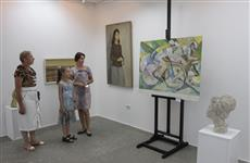 В Тольяттинском художественном музее открылась выставка произведений венгерского художника Шандора Зихермана