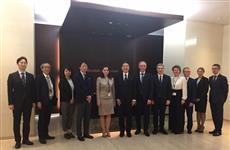 Губернатор Ульяновской области провел ряд встреч и переговоров в Японии
