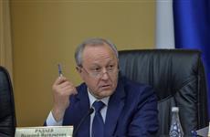 Валерий Радаев обсудил с обманутыми дольщиками перспективы возобновления строительства 15 домов