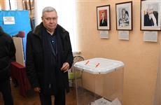 Александр Нефедов проголосовал в Новокуйбышевске