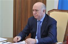 Николай Меркушкин провел рабочую встречу с Сергеем Кириенко