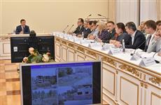 Глава региона провел совещание по проблемным объектам долевого строительства в Самаре и Тольятти