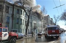 Пожар в здании Реального училища был результатом поджога