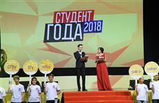 "В Самаре подвели итоги конкурса ""Студент года-2018"""