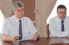Виктор Кудряшов официально представил нового главу минпрома Николая Брусникина