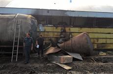 """В Тольятти два человека погибли при пожаре на территории бывшего ОАО """"Фосфор"""""""