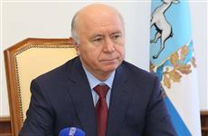 Николай Меркушкин провел рабочую встречу с руководителем администрации президента РФ