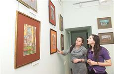 """В Тольятти открылась выставка """"Супер-5"""""""