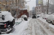 Самару расчищают от снега 500 единиц техники и 3 тысячи рабочих