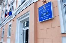 В Тольятти определились с механизмом выборов нового главы города