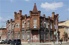 На Доме Розиной воссоздадут утраченные балконы
