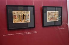 В областной художественный музей привезли первое произведение, написанное в Самаре
