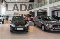 Продажи автомобилей Lada в августе 2017 года выросли на 25%