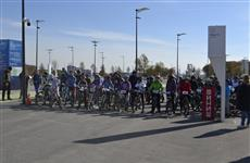 """Около """"Самара Арены"""" впервые состоялись областные соревнования по велоспорту"""