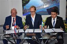 Подписано соглашение о строительстве в Оренбуржье распределительного центра для узбекской продукции