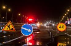 Начались работы по укладке первого слоя асфальта на главной магистральной дороге в Уфимской агломерации