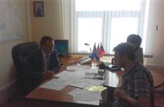 Обманутые дольщики пришли за помощью к председателю Думы