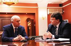 В Самарской области продолжат работу по повышению качества собранного зерна