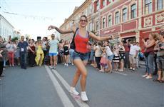 Улица Куйбышева до конца лета по выходным поработает в пешеходном режиме