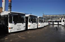 Мэрия Самары начала платить за лизинговые автобусы