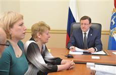 Дмитрий Азаров провел личный прием граждан