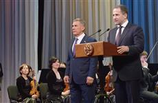 Полпред президента РФ в ПФО Михаил Бабич посетил Татарстан